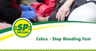 Celox Stops Bleeding Fast & Helps Save Lives!