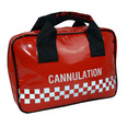 Parabag Cannulation Bag - Red - TPU Fabric