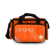 Premium Advanced Sports Kit in Large Orange Sports Bag